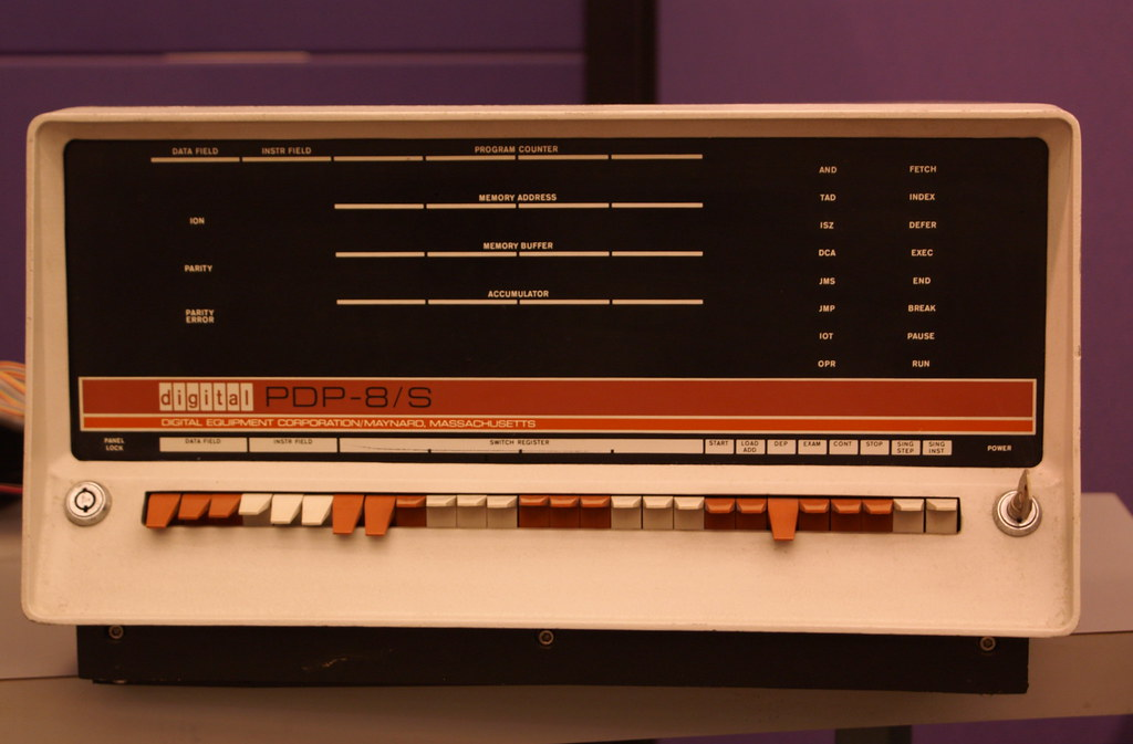 PDP-8/s