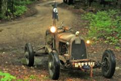 Wolfman's Car