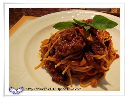080725CalaCala義大利廚房10_辣味羅勒  牛肉義大利麵
