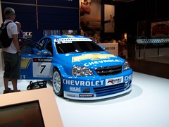 Chevrolet Lacetti World Touring Car