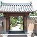 法起寺:法起寺西門