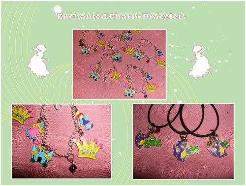 Enchanted Charm Bracelets