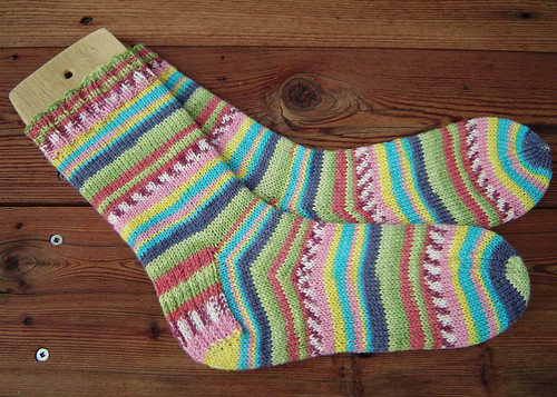 Sock #10 (52 Sock Challenge)
