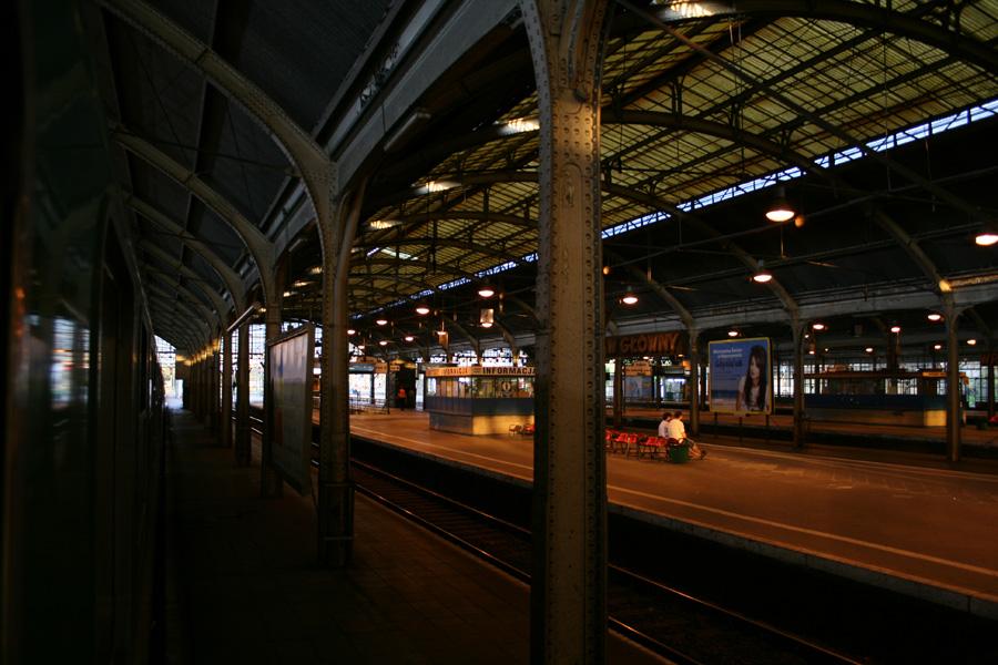 Wrocław / Peron 1
