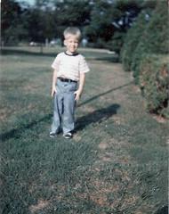 scott-outside-on-the-grass-1st-day-kindergarten-sept-1973