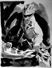 DinosaurSketch