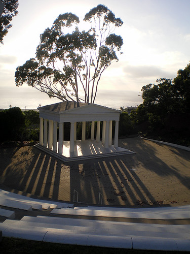 The Greek Theater at Point Loma, San Diego, California