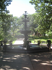 Irvine Park Fountain by unknown
