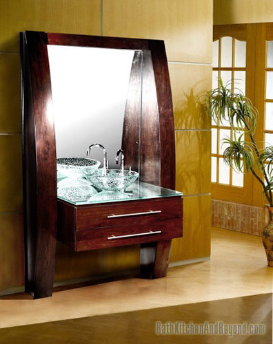 really impressive bathroom vanities that combine beauty and functionality