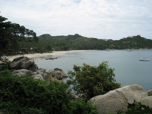 View of Thong Nai Pan Noi