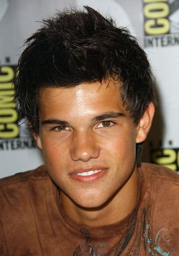 Twilight: New Comic Con Photos of Taylor Lautner (Jacob Black) | Flickr