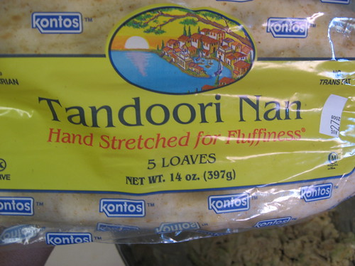 Tandoori Nan by you.