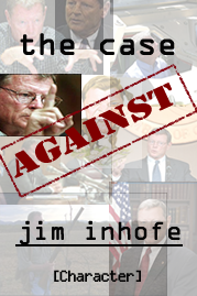 Image of logo The Case Against Jim Inhofe