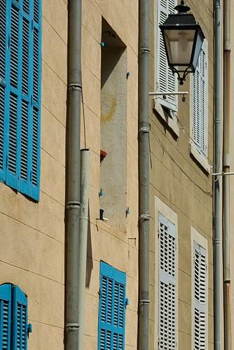 Wall & windows