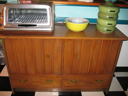 Refinished Vintage Buffet by you.