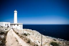 To The Lighthouse (Palascia - Salento - Puglia) (Gojca) Tags: lighthouse usm salento puglia efs 1022mm 1022 f3545 palascia efs1022f3545usm