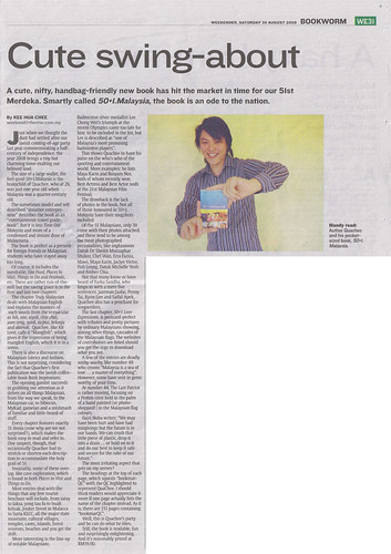 malaysia book review, the star