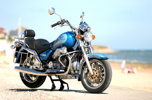 Moto-Guzzi California 1100, modèle 1998
