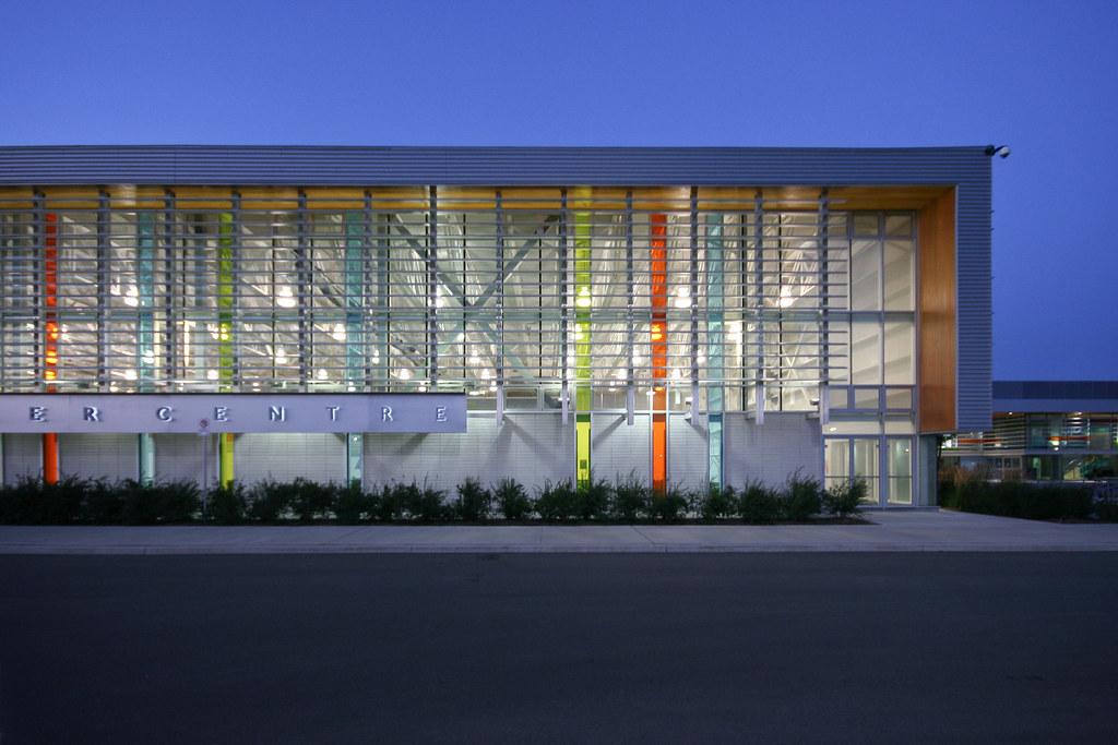 Brampton Soccer Centre Scott Norsworthy Tags Ontario Canada Sports Field Architecture Sigma