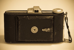 Agfa Billy I - Front, Closed