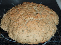 2851386127 ab298f4be9 m Dutch oven Onion Beer Bread.