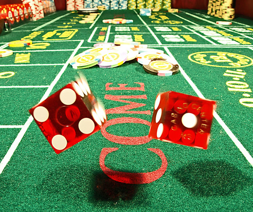 craps_table come out roll