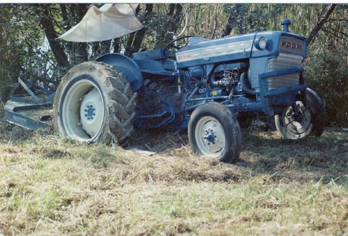 ford tractor 1988