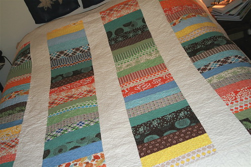 Stacked Coin Quilt