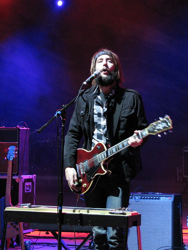 Band of Horses, Monolith, Red Rocks 09/14/08