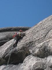 The first and last days of Tuolumne WW37 2008 084 (trancehit) Tags: climbing yosemite tuolumnemeadows