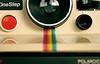 Polaroid Camera #2 : ) (victoria.anne) Tags: camera pink blue red orange black green yellow fun polaroid rainbow bokeh oldschool wicked button iloveit onestep mycameracollection savethepolaroid iaminlovewiththerainbowonthepolaroid bokehpolaroid