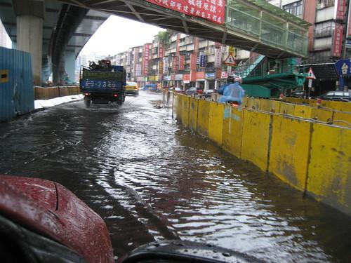 Roads of Water