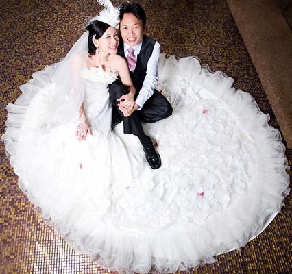 你拍攝的 Angel婚紗照2。
