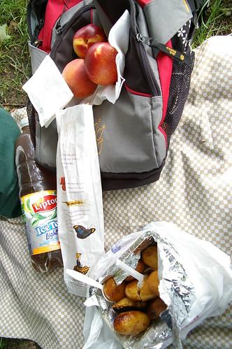 蘇鎮公園 06 - 野餐的食物