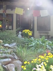 Aryaloka garden