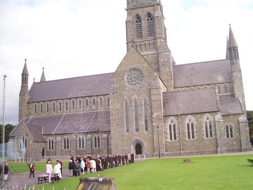 Ireland - Killarney Cathedral