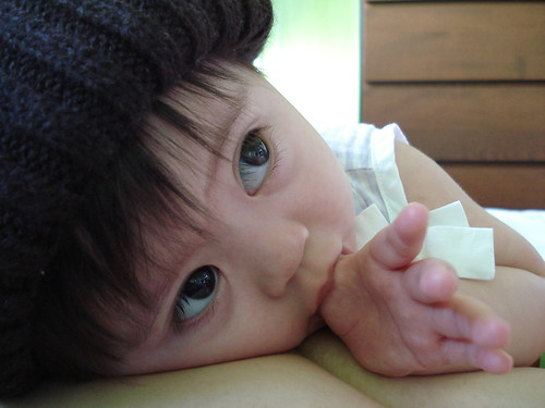 Nadine at 9 months