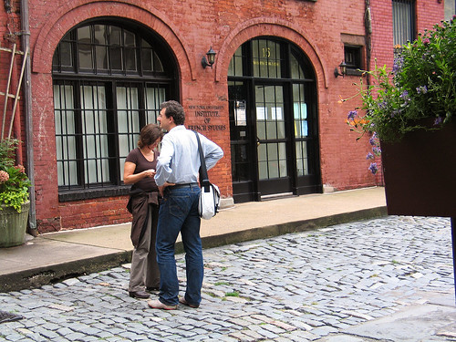 The Mews, NYC