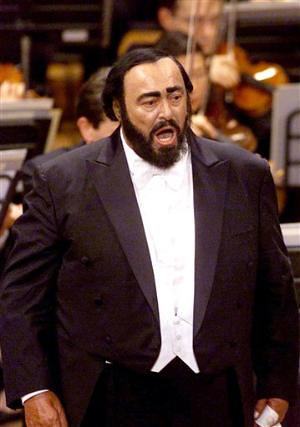 Luciano Pavarotti - Tosca