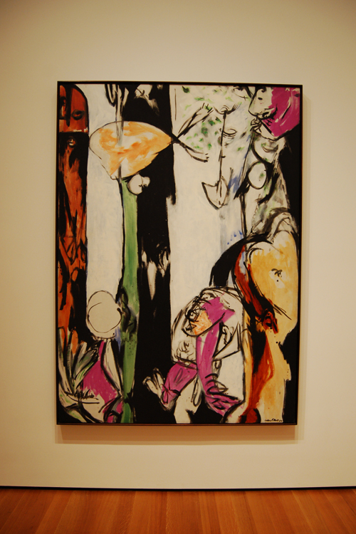 demoiselles davignon analysing the four frames essay Les demoiselles d'avignon by pablo picasso (1907): interpretation of early  cubist painting  meaning and interpretation of early cubist painting main a-z .