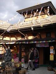 ここはネパール。