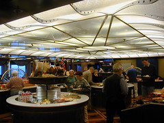 Dining Saloon Polarlys