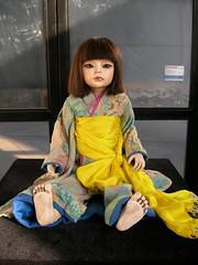 Japanese RIHO Doll Exhibition