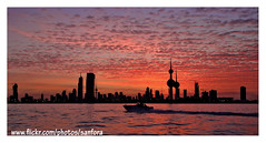 kuwait city (SanforaQ8) Tags: city sunset nikon photographer free kuwait q8 pinepix kuwaittower 18135mm s5pro sanfora thebestofday gnneniyisi nadamarafie