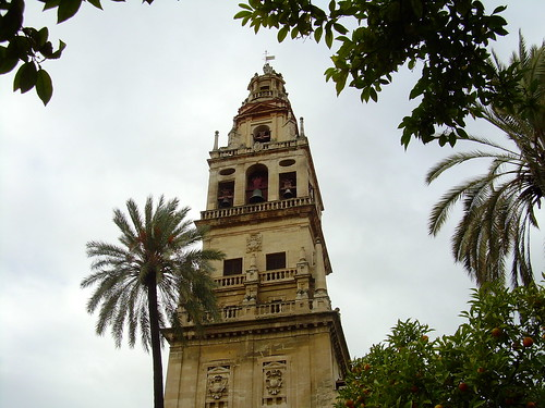 One of the Mezquita's towers