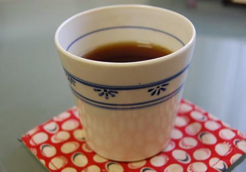 handmade teacup