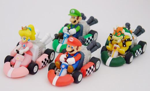 Freebie! - Mario Kart Wii