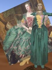 Making of 'Madame de Pompadour', Part 1