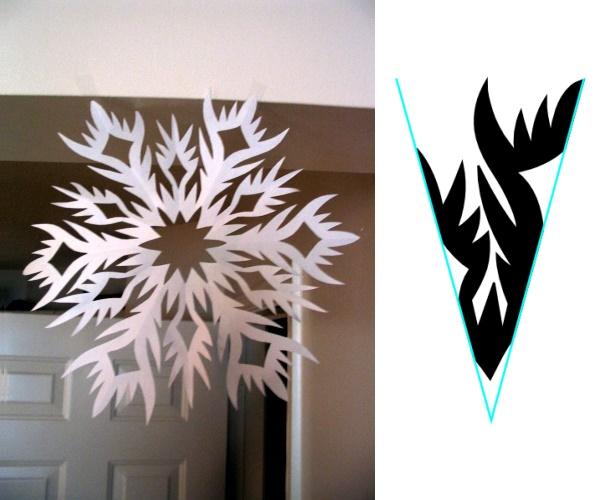 Snowflake Pattern, #7