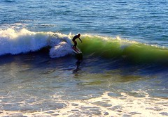 surfing longboard (jst images) Tags: water surfer wave surfing longboard huntingtonbeach